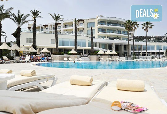 Почивка в Бодрум - бялата перла на Турция! 7 нощувки, All Inclusive в Hotel Baia Bodrum 5*, възможност за транспорт! Дете до 11 години безплатно! - Снимка 5