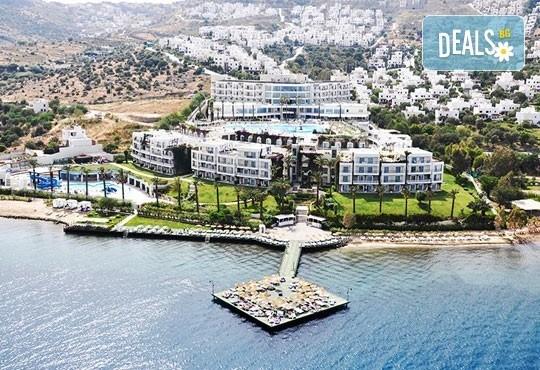 Почивка в Бодрум - бялата перла на Турция! 7 нощувки, All Inclusive в Hotel Baia Bodrum 5*, възможност за транспорт! Дете до 11 години безплатно! - Снимка 11