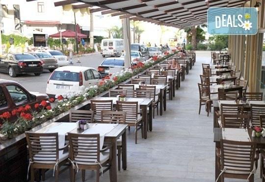 Почивка в Мармарис през юни, с Джуанна Травел! 7 нощувки на база All inclusive в Cle Seaside Hotel 3*, възможност за транспорт! - Снимка 6