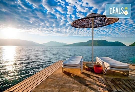 Почивка в Мармарис през юни, с Джуанна Травел! 7 нощувки на база All inclusive в Cle Seaside Hotel 3*, възможност за транспорт! - Снимка 9