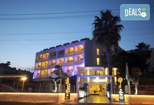 Почивка в Мармарис през юни, с Джуанна Травел! 7 нощувки на база All inclusive в Clè Resort Hotel 4*, възможност за транспорт! - Снимка 18
