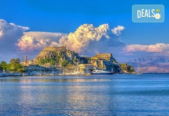 Почивка през октомври на красивия остров Корфу в Гърция! 4 нощувки със закуски и вечери и транспорт! - Снимка 9