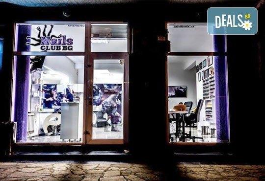 Нова технология за здрава коса! Луксозна терапия Omniplex, измиване и оформяне със сешоар в Салон Nails Club до Бизнес парк Младост! - Снимка 3