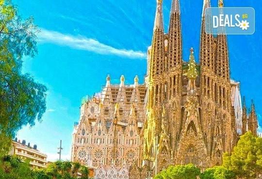 Екскурзия до Барселона и Средиземноморието през септември! 6 нощувки със закуски, самолетен билет, трансфери и транспорт с автобус 4*! - Снимка 1