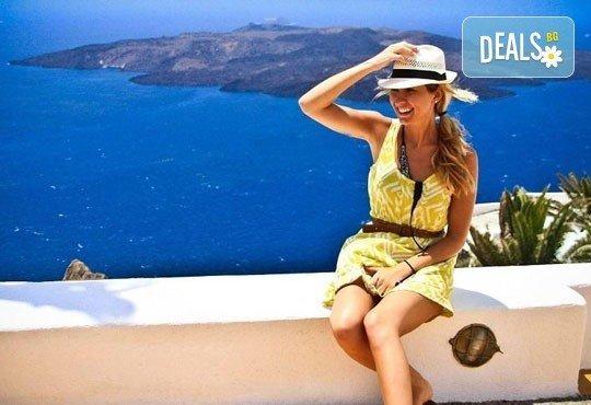 Септемврийски празници на о. Санторини, Гърция! 4 нощувки със закуски в хотел 3*, транспорт и програма, от Дари Травeл! - Снимка 2