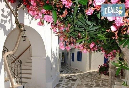 Септемврийски празници на о. Санторини, Гърция! 4 нощувки със закуски в хотел 3*, транспорт и програма, от Дари Травeл! - Снимка 6