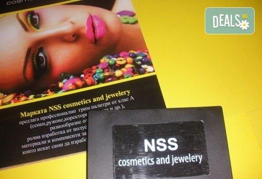 За любителите на макиажа! Комбинирана палитра с 15 цвята коректори от NSB Beauty Center! - Снимка 3