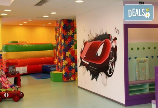 Два часа луди игри с аниматор и ползване на всички съоръжения за забавление от Детски клуб Евърленд! - Снимка 7
