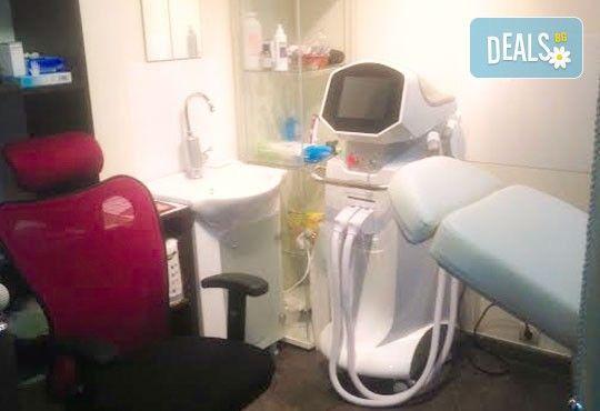 Предложение за дамите! Лазерна SHR епилация на зона по избор за жени в Poly Dreams Beauty Center! - Снимка 3