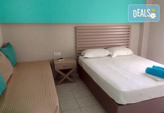 29.06-02.07 в Гърция! 3 нощувки със закуски и вечери за трима в Ouzas Hotel! - Снимка 2