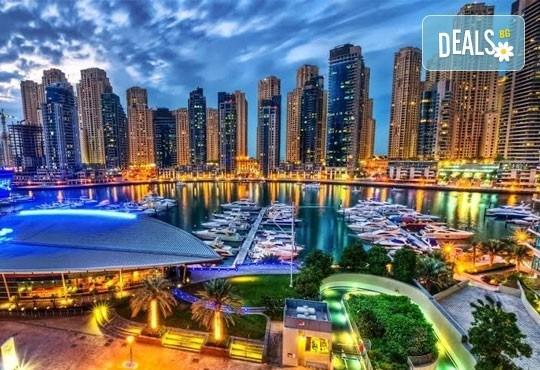 На плаж и шопинг Дубай през септември с Лале тур! 7 нощувки със закуски в хотел Grandeur 3*, самолетен билет, летищни такси и трансфери! - Снимка 1