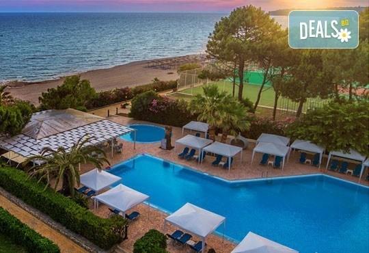 Гореща лятна почивка в Preveza Beach 3*, Превеза, Гърция! 5 нощувки със закуски и вечери, транспорт и екскурзоводско обслужване! - Снимка 1