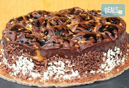 Обичате ли сладолед? Вземете неустоимо вкусна сладоледена торта със свежи плодове от сладкарница Лагуна! - Снимка 1