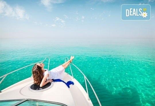 Плати един лев и вземи 20% отстъпка за наем на яхта JEANNEAU Sun Odyssey 50 DS Sunra Del Mare, за една седмица, регион Лефкада, Йонийско море, от MJcharter! - Снимка 7
