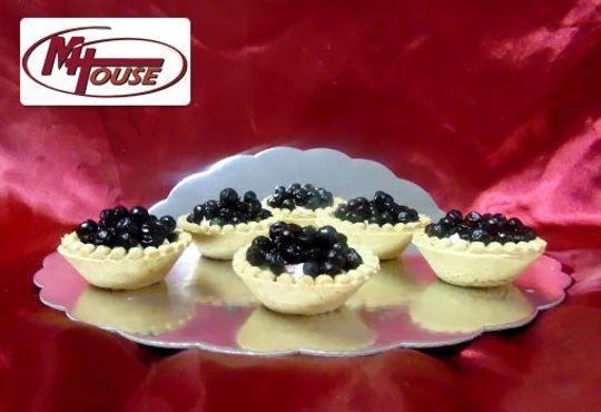 Сбъднати фантазии! 50 или 100 броя сладки петифури микс в ШЕСТ различни вкусови стила от Muffin House - Снимка 2