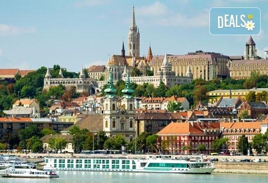 Петдневна екскурзия до красивите Будапеща, Прага и Виена през септември! 4 нощувки със закуски, транспорт и водач! - Снимка 1