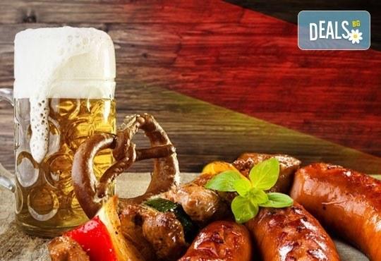 Бирфест 2016 - кулинарната фиеста на Европа през септември в Мюнхен! 2 нощувки със закуски, транспорт и екскурзовод! - Снимка 1