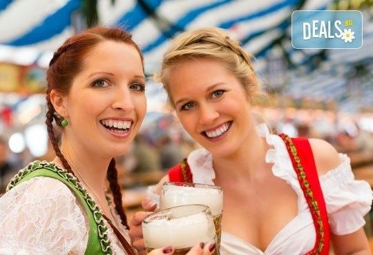 Бирфест 2016 - кулинарната фиеста на Европа през септември в Мюнхен! 2 нощувки със закуски, транспорт и екскурзовод! - Снимка 3
