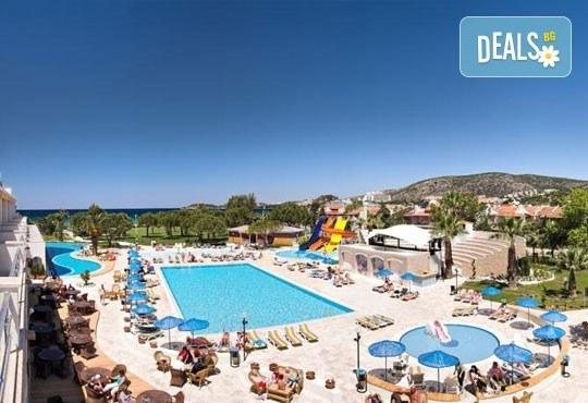 Last minute! All Inclusive почивка през юни в Batihan Beach Resort 4*+, Кушадасъ! 7 нощувки, възможност за транспорт, от Вени Травел! - Снимка 7