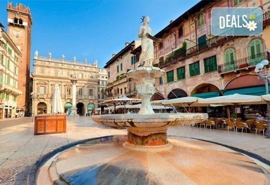 Септемврийски празници в романтична Италия! 2 нощувки със закуски, транспорт и възможност за посещение на Венеция, Верона и Падуа! - Снимка 9