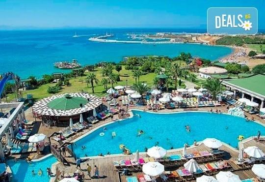 Септемврийски празници в Дидим! 5 нощувки, All Inclusive, в Didim Beach Resort Elegance 5* и възможност за транспорт, от Вени Травел! - Снимка 1