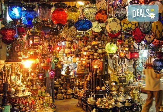 Летен шопинг фестивал в Истанбул, с Дениз Травел през юни и юли! 2 нощувки със закуски в хотел 4* ikbal de lux, транспорт и бонус програма! - Снимка 4