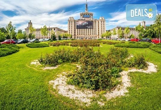 Еднодневна екскурзия до съседна Румъния с панорамна и пешеходна обиколка на Букурещ, транспорт и екскурзовод от Лъки Холидей! - Снимка 6