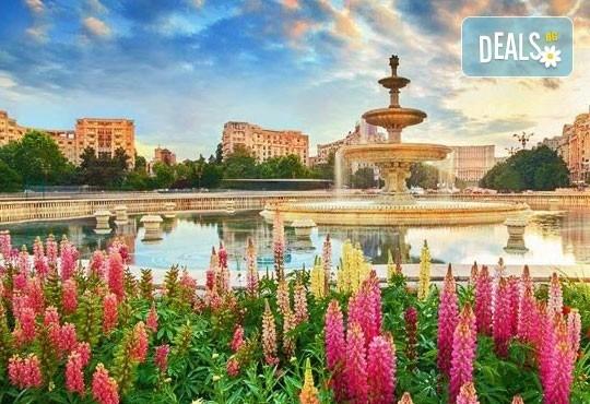 Еднодневна екскурзия до съседна Румъния с панорамна и пешеходна обиколка на Букурещ, транспорт и екскурзовод от Лъки Холидей! - Снимка 2