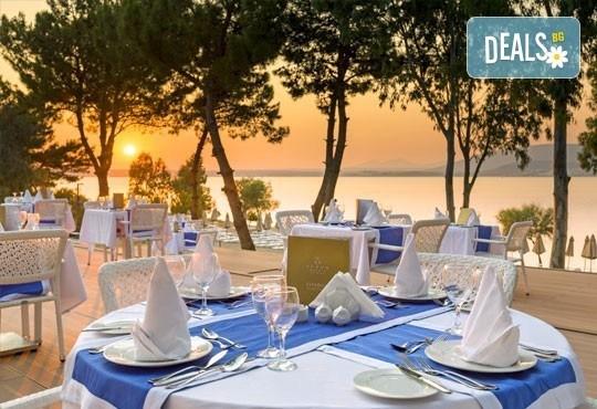 Почивка през септември или октомври в Aurum Exclusive Club Marmara 5*, Дидим - 7 нощувки на база Ultra All Inclusive! Възможност за транспорт! Дете до 12 години - безплатно! - Снимка 7