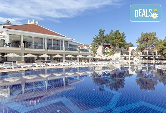 Почивка през септември или октомври в Aurum Exclusive Club Marmara 5*, Дидим - 7 нощувки на база Ultra All Inclusive! Възможност за транспорт! Дете до 12 години - безплатно! - Снимка 1