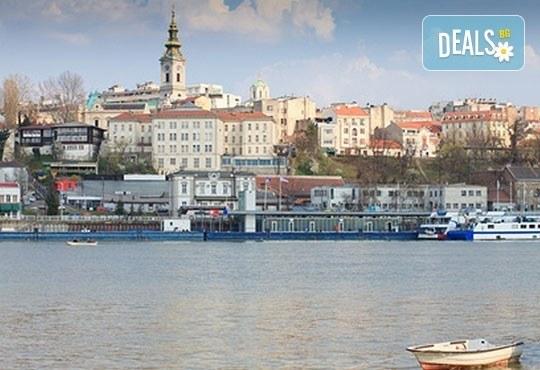 През юли или август до Белград, Нови Сад и Сремски Карловци в Сърбия! 1 нощувка със закуска с включен транспорт и екскурзовод! - Снимка 1