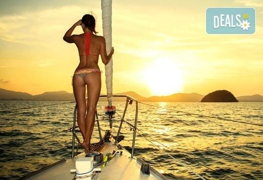 Наем на яхта JEANNEAU Sun Odyssey 50 DS Sunra Del Mare, за една седмица, регион Лефкада, Йонийско море, от MJcharter! - Снимка 1