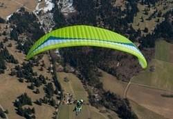 Панорамен тандемен полет с парапланер от Витоша, Сопот, Беклемето или Конявската планина със заснемане с HD аction камера от Dedalus Paragliding Club - Снимка