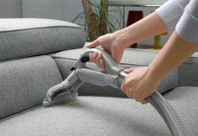 Мокро пране с професионална машина на мека мебел, дивани, килими, матраци в разлчини комбинации от фирма Авитохол! - Снимка
