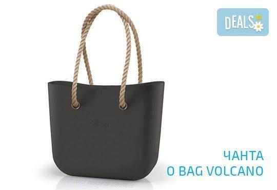 Топ хитът на сезона! Чанта O Bag с въжета в цвят по избор и възможност за джоб с безплатна доставка за цялата страна! - Снимка 7
