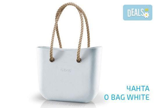 Топ хитът на сезона! Чанта O Bag с въжета в цвят по избор и възможност за джоб с безплатна доставка за цялата страна! - Снимка 14