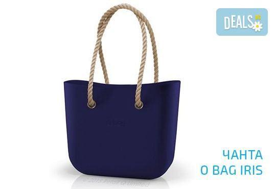 Топ хитът на сезона! Чанта O Bag с въжета в цвят по избор и възможност за джоб с безплатна доставка за цялата страна! - Снимка 15
