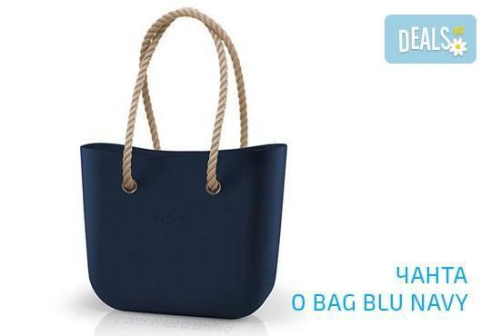 Топ хитът на сезона! Чанта O Bag с въжета в цвят по избор и възможност за джоб с безплатна доставка за цялата страна! - Снимка 13