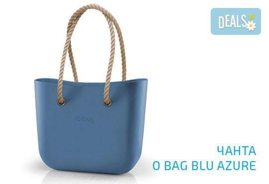 Топ хитът на сезона! Чанта O Bag с въжета в цвят по избор и възможност за джоб с безплатна доставка за цялата страна! - Снимка 12