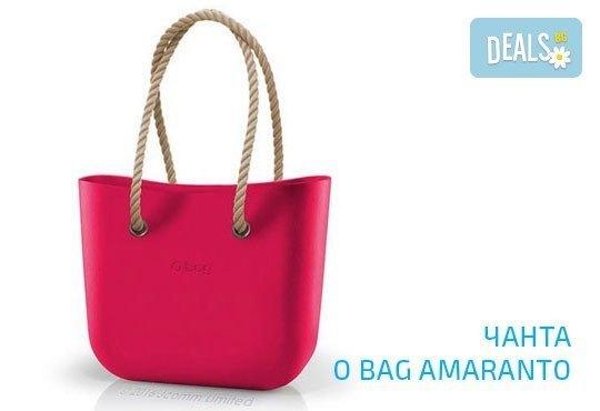 Топ хитът на сезона! Чанта O Bag с въжета в цвят по избор и възможност за джоб с безплатна доставка за цялата страна! - Снимка 10