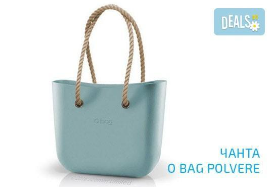 Топ хитът на сезона! Чанта O Bag с въжета в цвят по избор и възможност за джоб с безплатна доставка за цялата страна! - Снимка 3