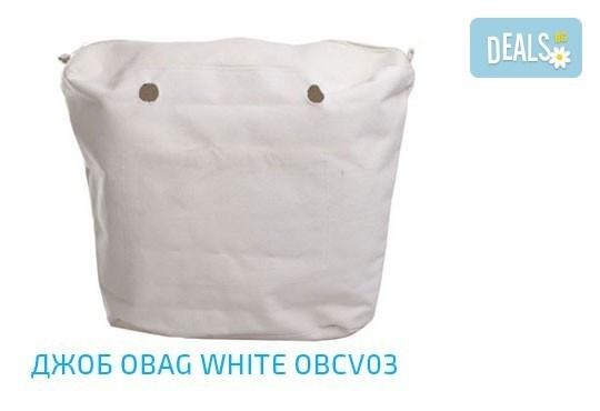 Топ хитът на сезона! Чанта O Bag с въжета в цвят по избор и възможност за джоб с безплатна доставка за цялата страна! - Снимка 16