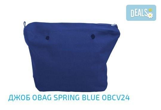 Топ хитът на сезона! Чанта O Bag с въжета в цвят по избор и възможност за джоб с безплатна доставка за цялата страна! - Снимка 18