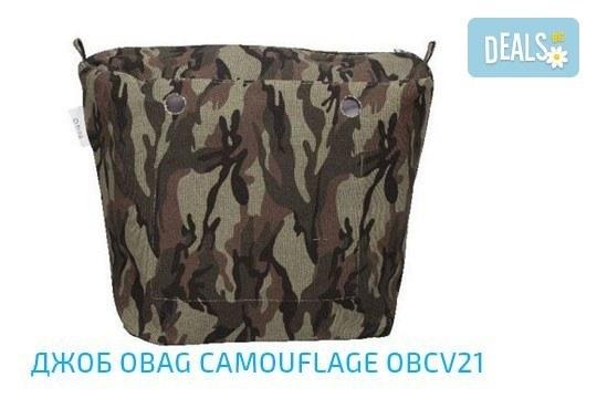Топ хитът на сезона! Чанта O Bag с въжета в цвят по избор и възможност за джоб с безплатна доставка за цялата страна! - Снимка 20
