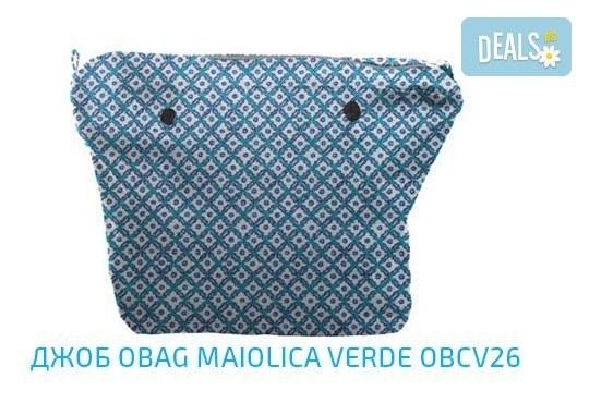 Топ хитът на сезона! Чанта O Bag с въжета в цвят по избор и възможност за джоб с безплатна доставка за цялата страна! - Снимка 22