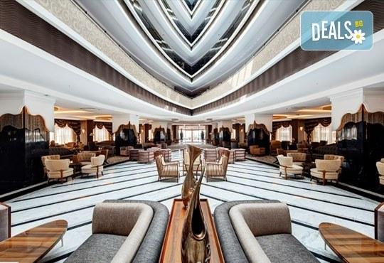 Почивка в Сиде, Анталия, през октомври! 7 нощувки в Club Magic Life Jacaranda Imperial 5*, Ultra All Incl., възможност за 2 вида транспорт! - Снимка 7