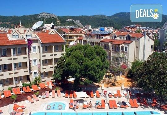 Почивка в Мармарис през юли и август! 7 нощувки на база All inclusive в Clè Resort Hotel 4*, безплатно за дете до 13г.! - Снимка 1