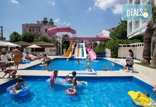Почивка в Мармарис през юли и август! 7 нощувки на база All inclusive в Clè Resort Hotel 4*, безплатно за дете до 13г.! - Снимка 14