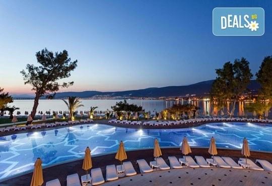Почивка през късното лято в Aurum Club Marmara 5*, Дидим, Турция! 7 нощувки на база Ultra All Inclusive и транспорт от Пловдив! - Снимка 2