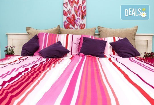 Почивка в семеен хотел Магнолия Гардън, Слънчев бряг! Една нощувка в едностаен или двустаен апартамент и безплатно ползване на басейн и шезлонг - Снимка 2